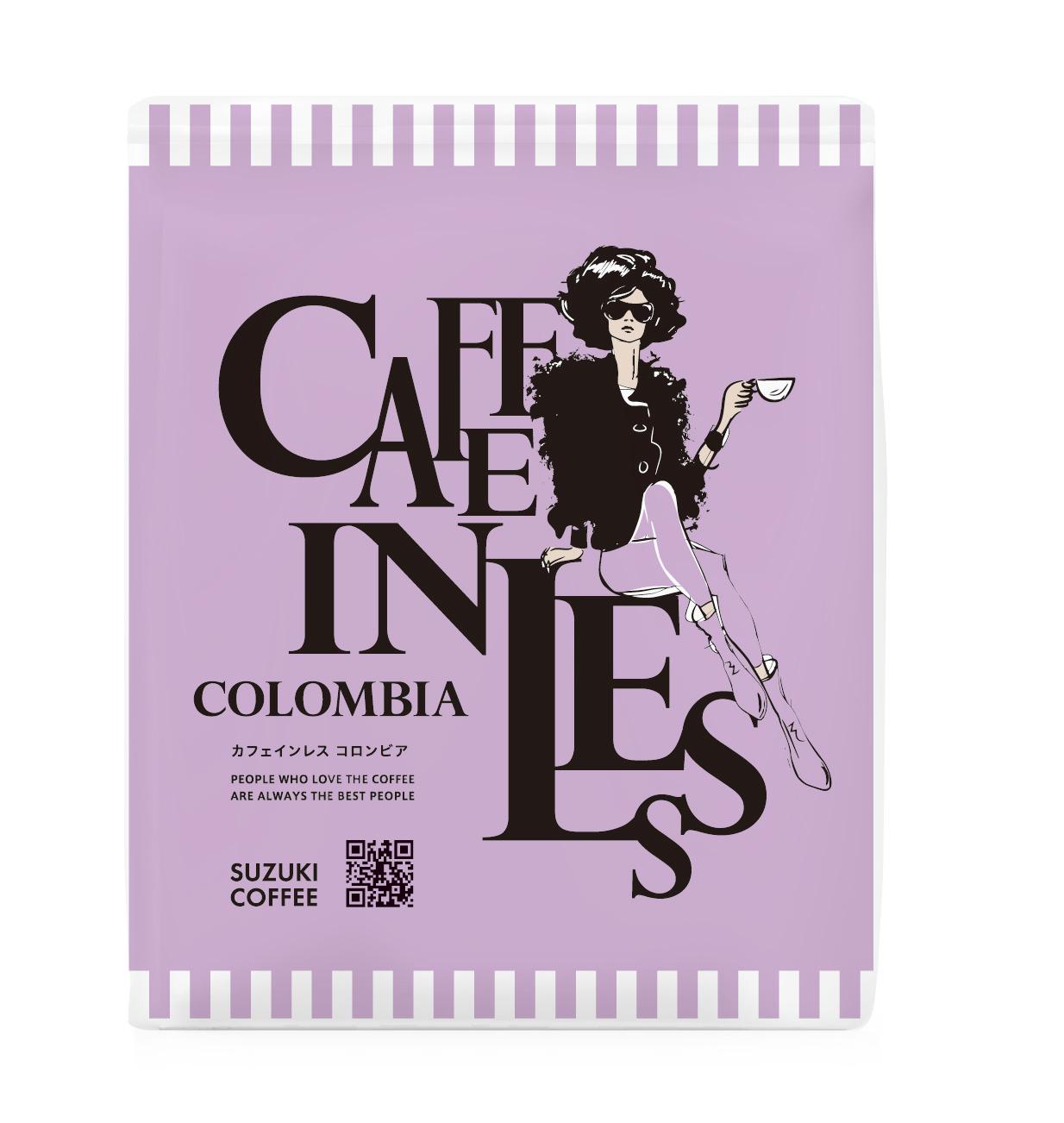 classics,カフェインレス コロンビア
