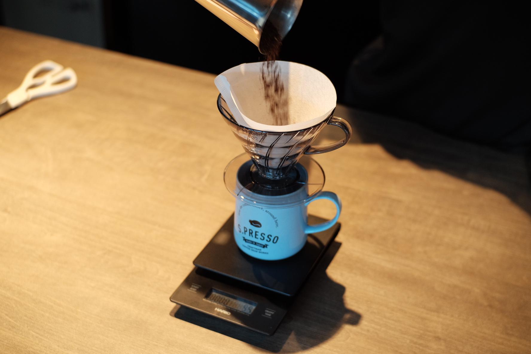 DBとドリップコーヒー飲み比べてみた!