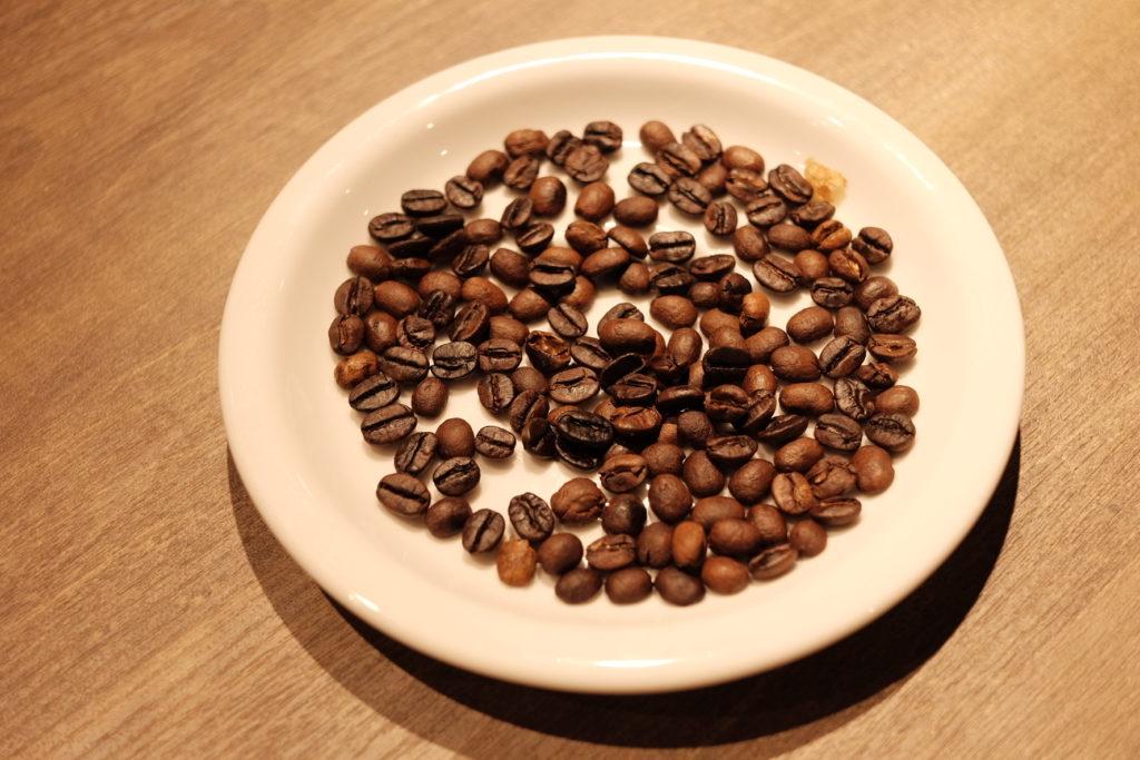 フライパンでコーヒー豆焙煎してみた!
