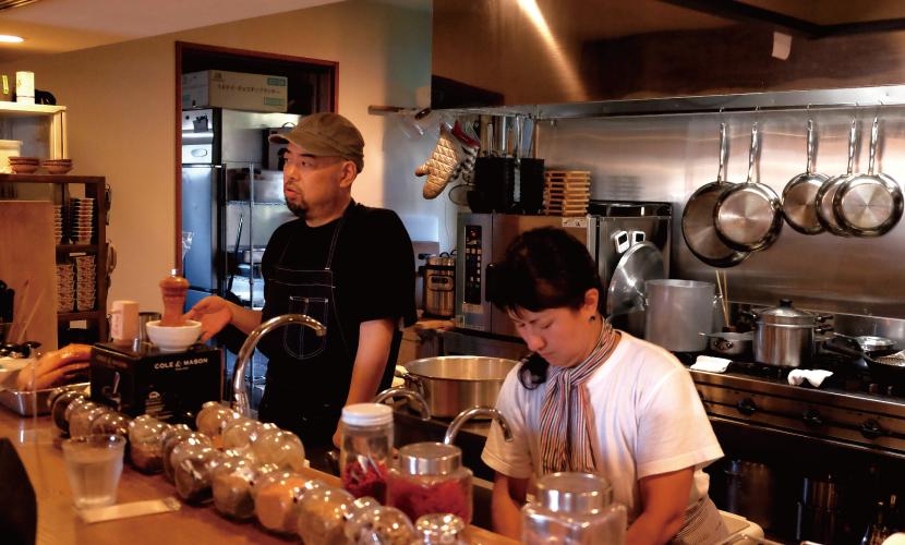 燦々カフェ
