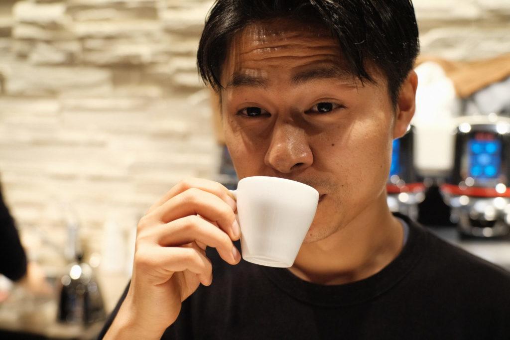 ハンドピックしてコーヒー飲んでみた!