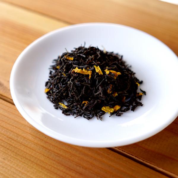 紅茶,ピーチ&オレンジ